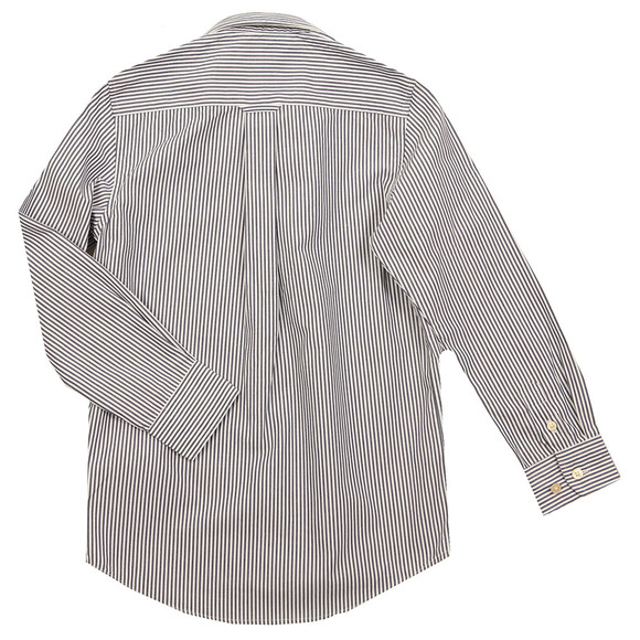 Gant Boys Blue The Broadcloth Banker Shirt main image