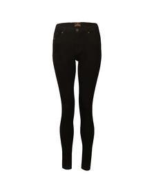 Vivienne Westwood Anglomania Womens Black Super Skinny Jean