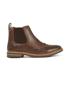 Base London Mens Brown Riley Boot