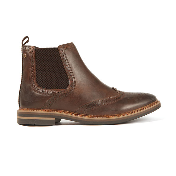 Base London Mens Brown Riley Boot main image