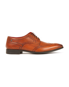 Base London Mens Brown Crown Shoe