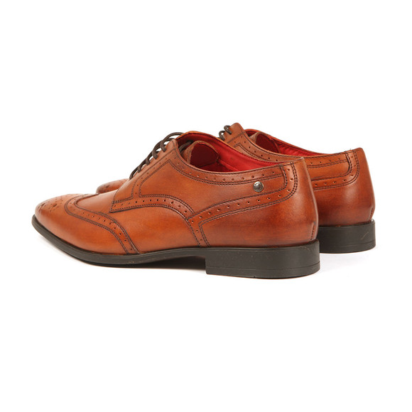 Base London Mens Brown Crown Shoe main image