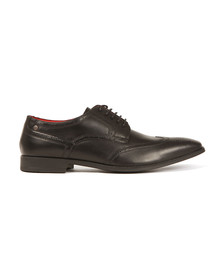 Base London Mens Black Crown Shoe