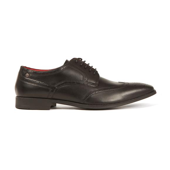 Base London Mens Black Crown Shoe main image