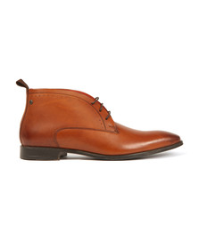 Base London Mens Brown Farthing Boot