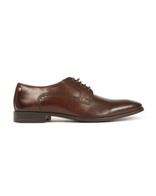 Base London Mens Brown Penny Shoe