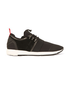 Hugo Mens Black Hybrid Runner