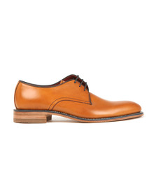 Loake Mens Brown Drake Shoe