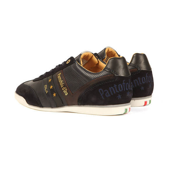 Pantofola d'Oro Mens Blue Vasta Uomo Low Trainer main image