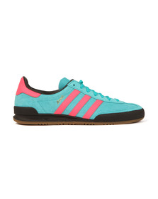 Adidas Originals Mens Turquoise Jeans Trainer