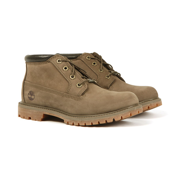 Timberland Womens Brown Nellie Waterproof Chukka Boot main image