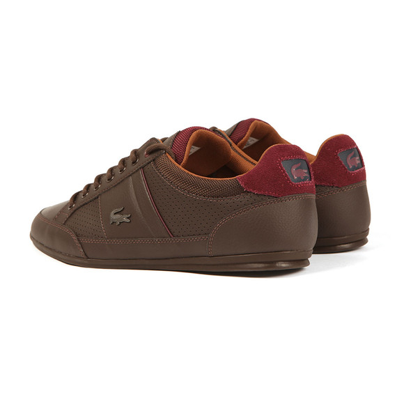 Lacoste Mens Brown Chaymon 317 Trainer main image