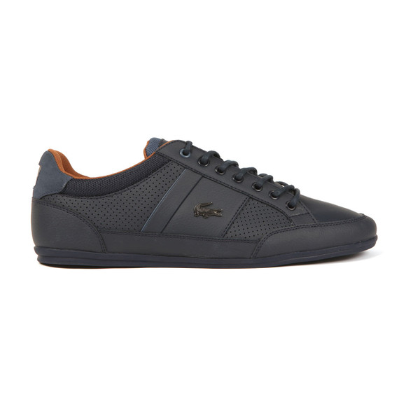 Lacoste Mens Blue Chaymon 317 Trainer main image