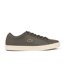 Lacoste Mens Grey Straightset SP 317 Trainer