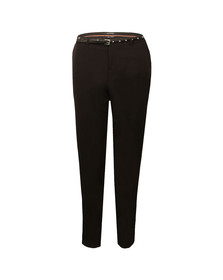 Maison Scotch Womens Black Classic Tailored Pant
