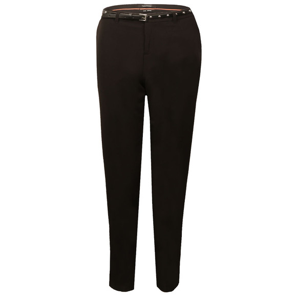 Maison Scotch Womens Black Classic Tailored Pant main image