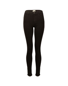 French Connection Womens Black Rebound Skinny Jean
