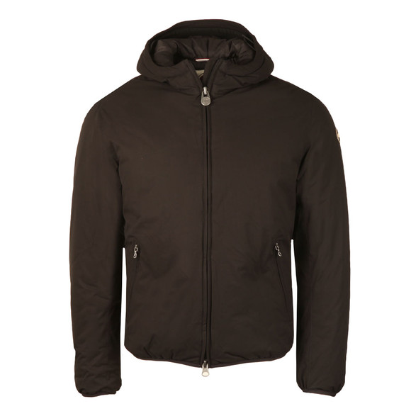 Colmar Mens Black Hooded Jacket main image