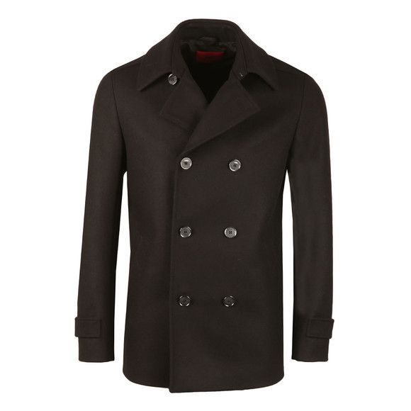 HUGO Mens Black Balno Jacket main image