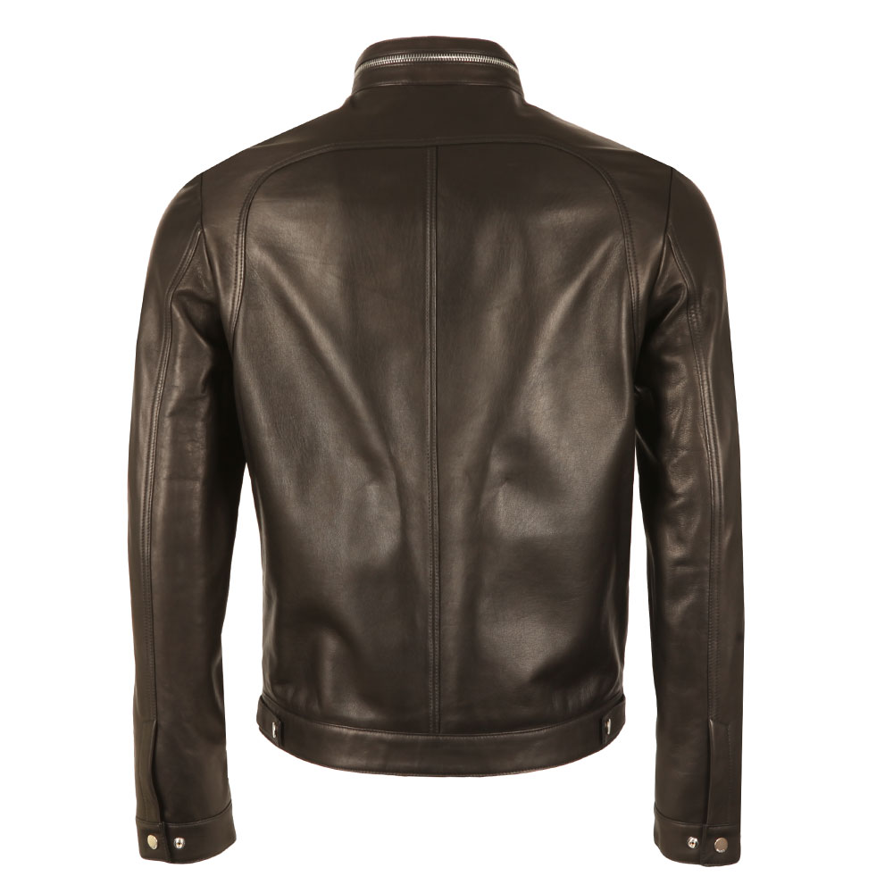 Luckas Leather Jacket main image