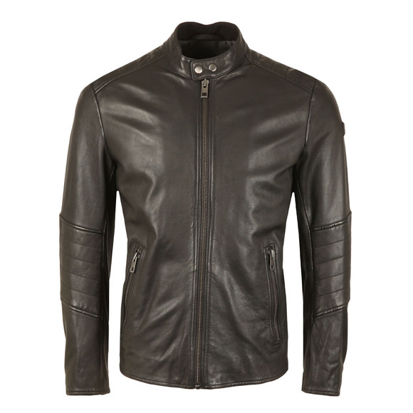 BOSS Orange Mens Black Jeeper Jacket main image