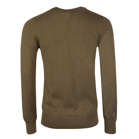 Henri Lloyd Mens Brown Miller Crew Neck Jumper main image