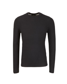 Henri Lloyd Mens Blue Felsted Crew Jumper