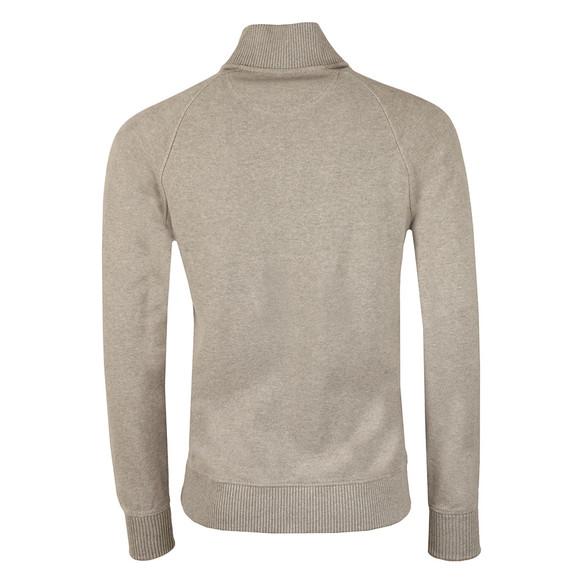 Henri Lloyd Mens Grey Rednor 1/2 Zip Sweat main image