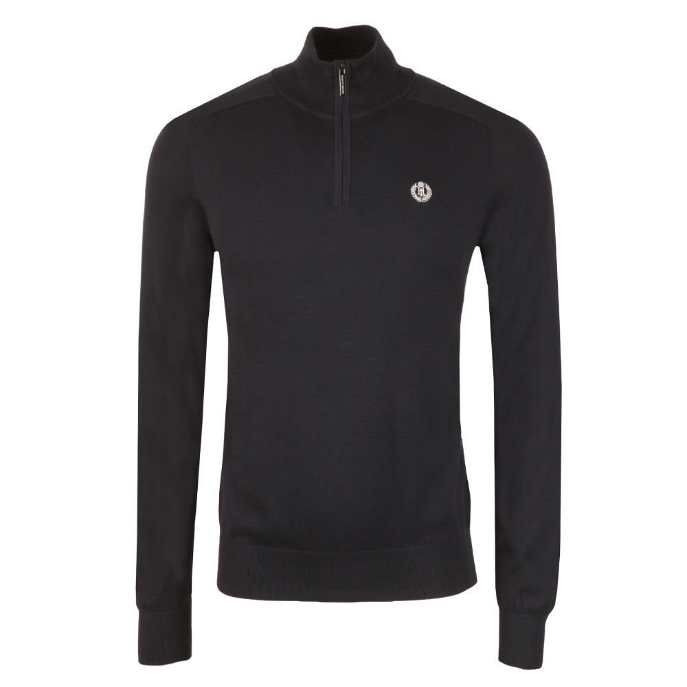 Miller Regular Half Zip Knit main image