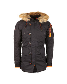 Superdry Mens Blue SD-3 Parka