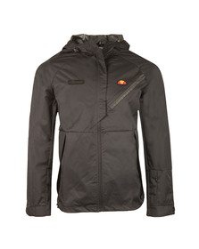 Ellesse Mens Grey Dispatch Poly Jacket