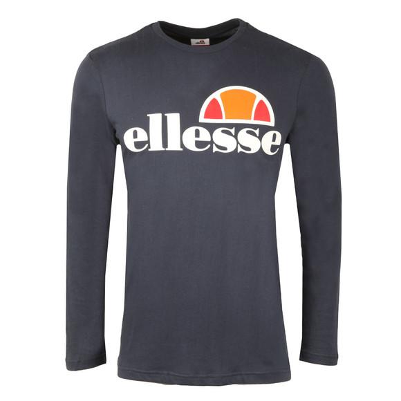 Ellesse Mens Blue Grazie LS T-Shirt main image