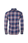 Superdry Mens Blue Lumberjack LS Shirt