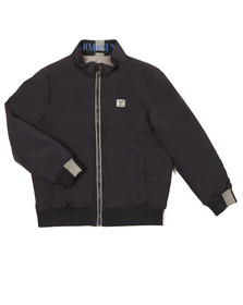 Armani Junior  Boys Blue 6Y4B04 Blouson
