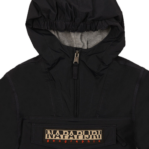 Napapijri Boys Blue Rainforest Jacket main image