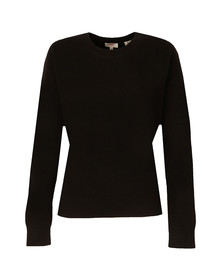 Levi's Womens Black Sporty Sweater