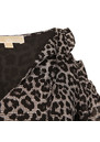 Leopard Cold Shoulder Top additional image
