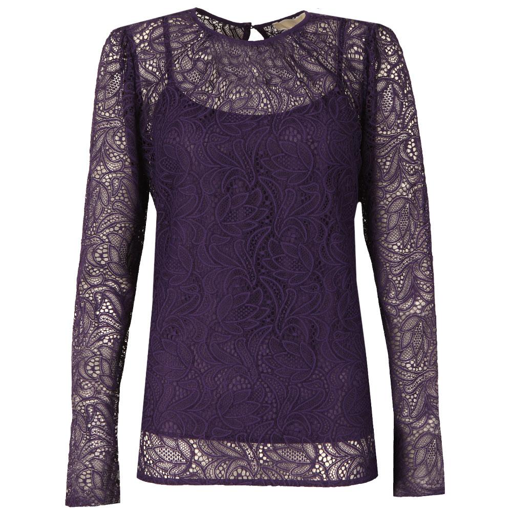 Stretch Lace T Shirt main image