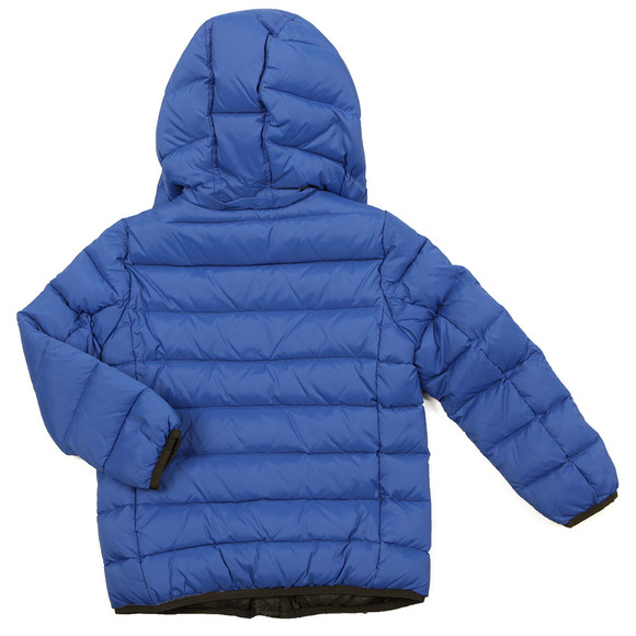 Armani Junior  Boys Blue Boys Down Jacket  main image
