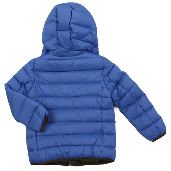 Armani Junior  Boys Blue Boys Down Jacket  main image