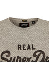 Superdry Womens Grey Vintage Logo Boxy T Shirt