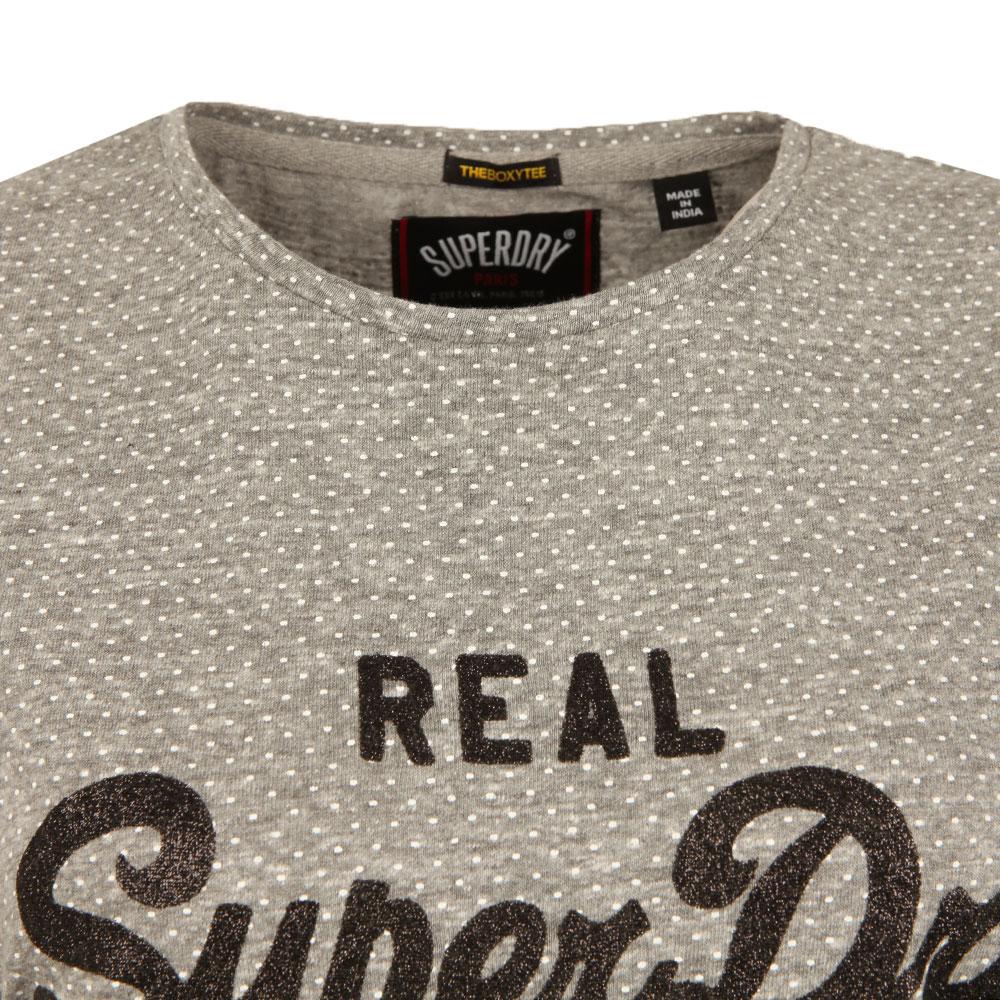 Vintage Logo Boxy T Shirt main image