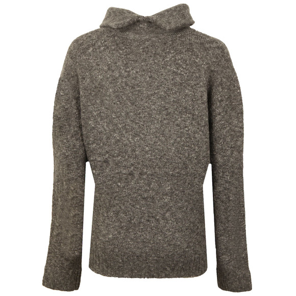 French Connection Womens Grey ADA RSVP LS Roll Neck Jumper main image