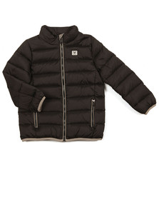 Armani Junior  Boys Black 6Y4B02 Down Jacket