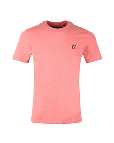 Lyle and Scott Mens Pink S/S T-Shirt