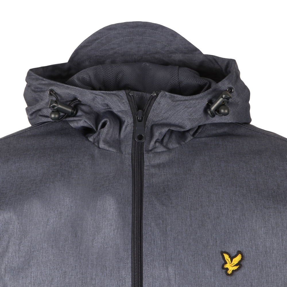 Zip Through Hooded Jacket main image