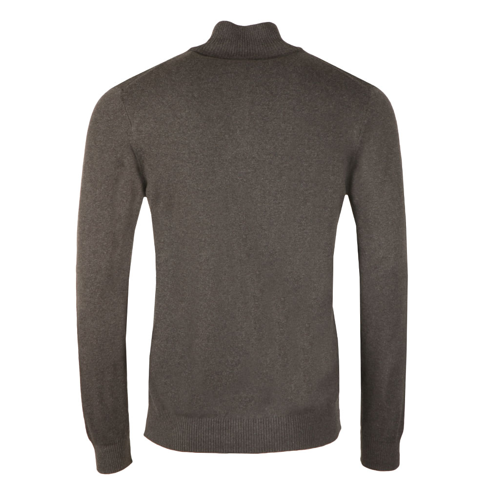1/4 Zip Cotton Merino Jumper main image