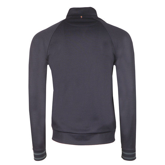 Pretty Green Mens Blue Zip Through Track Top main image