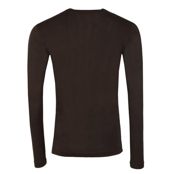 Calvin Klein Jeans Mens Black L/S Treasure T-Shirt main image
