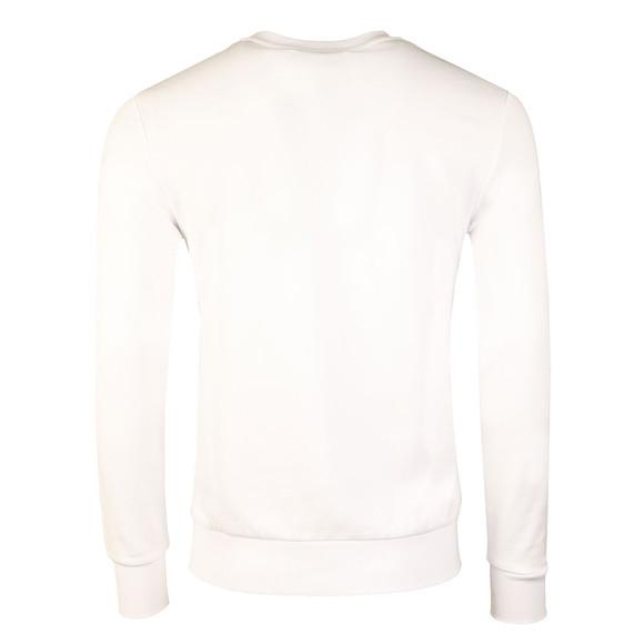 Calvin Klein Jeans Mens White L/S Haws Sweat main image